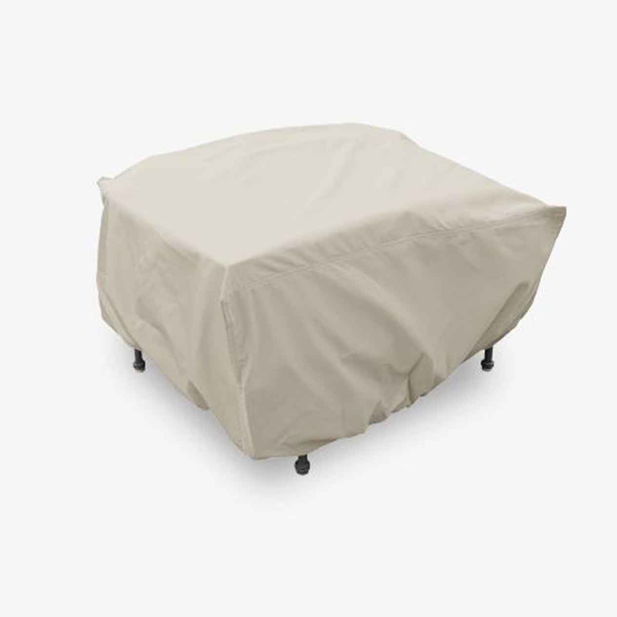 Small Fire Pit, Table, Ottoman Cover