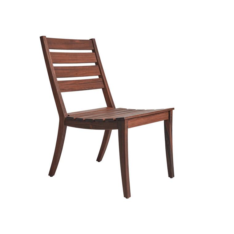 Laguna Side Chair w/Cushion - Premier Lagoon