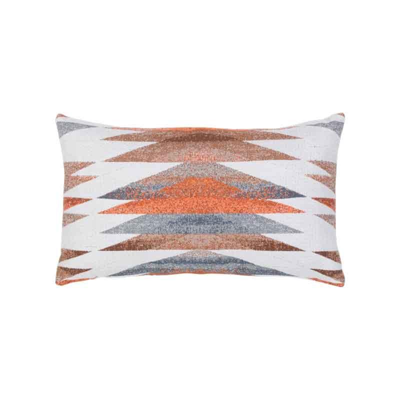 Symmetry Sunset Lumbar Pillow