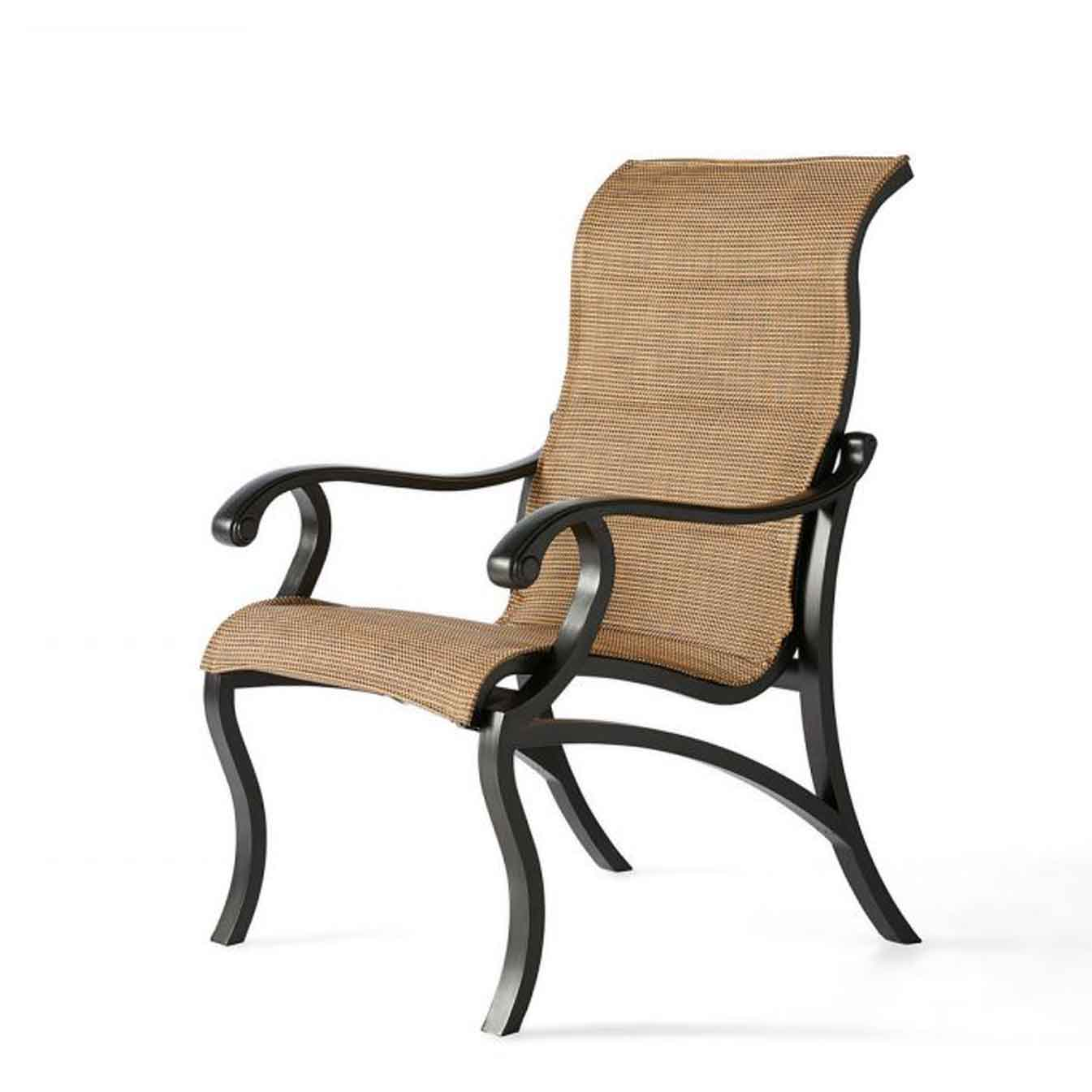 Volare Padded Sling Dining Chair
