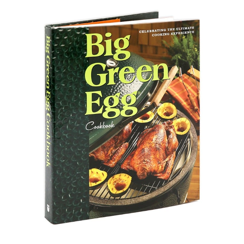 The Original Big Green Egg Cookbook