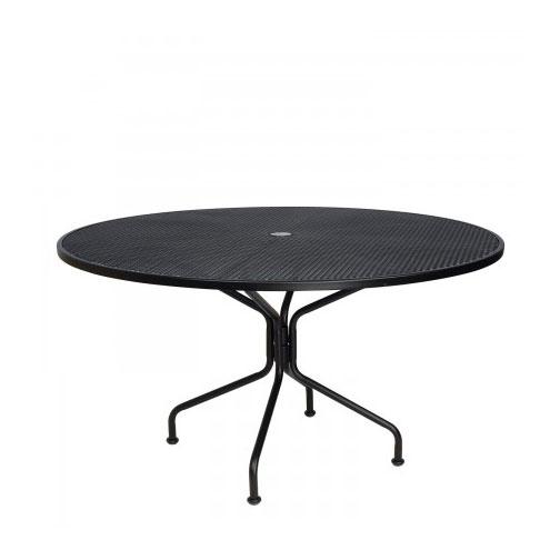 Round Umbrella Table Outdoor Furniture