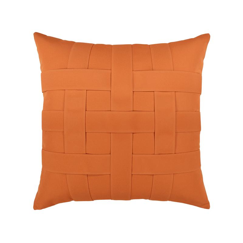 Basketweave Tuscan Pillow