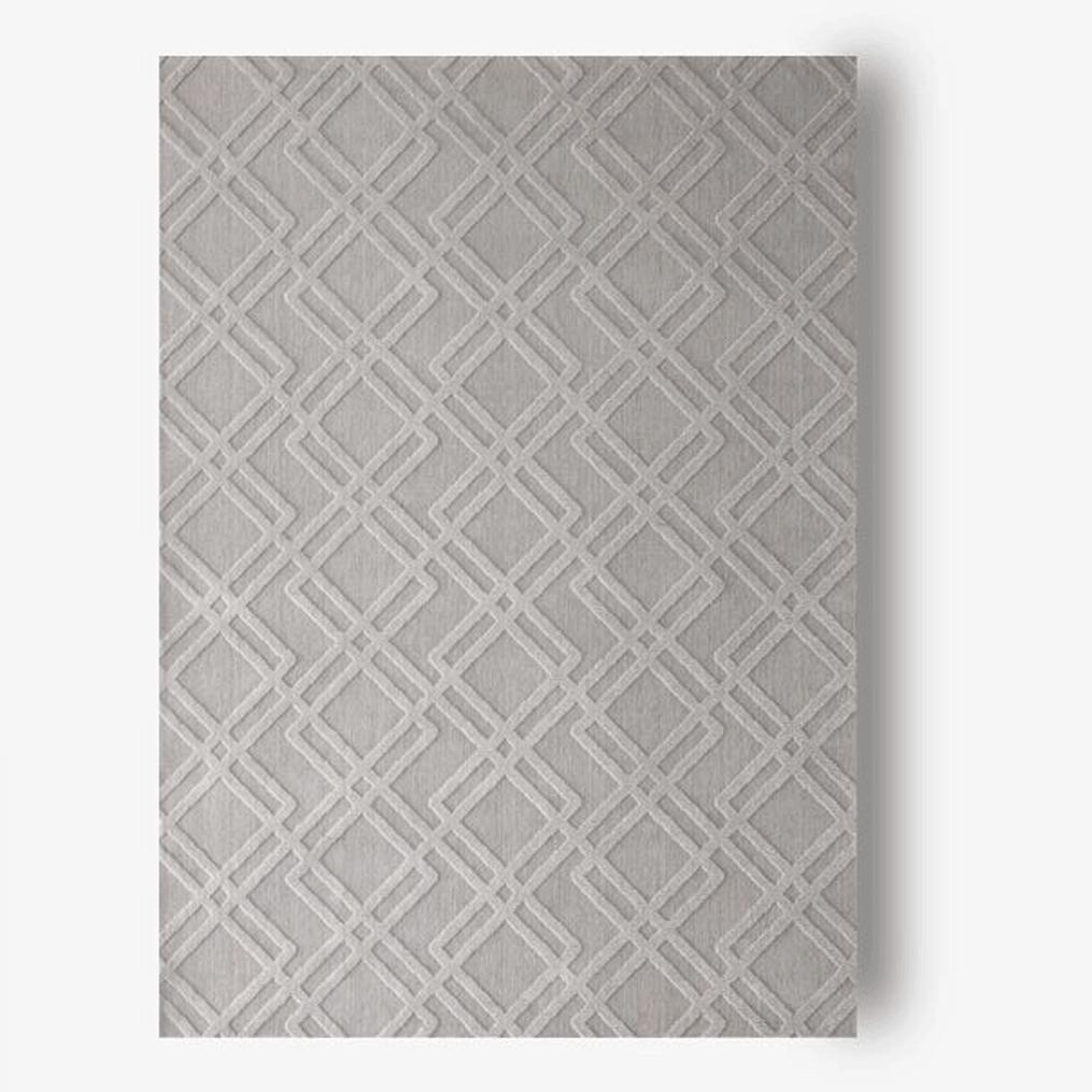 Manhattan Plush Gray 8x10