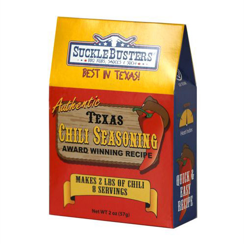 Chili Kit Texas Style 1.8 oz