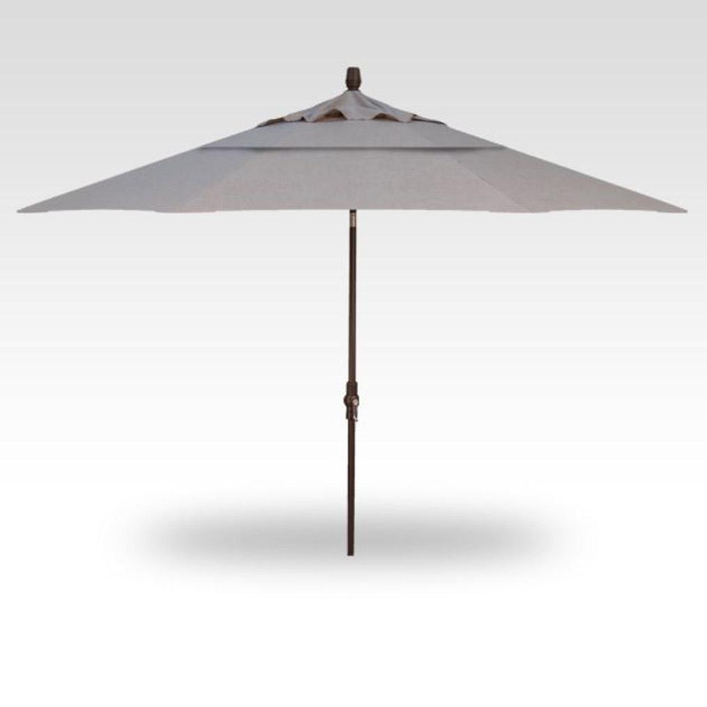 11' Collar Tilt Market Umbrella - Bliss Sand