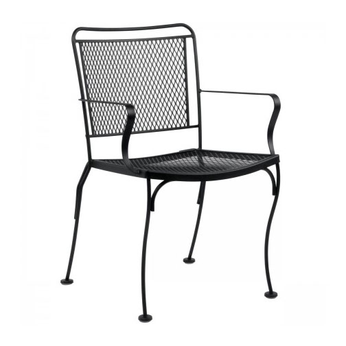 Constantine Stackable Dining Arm Chair