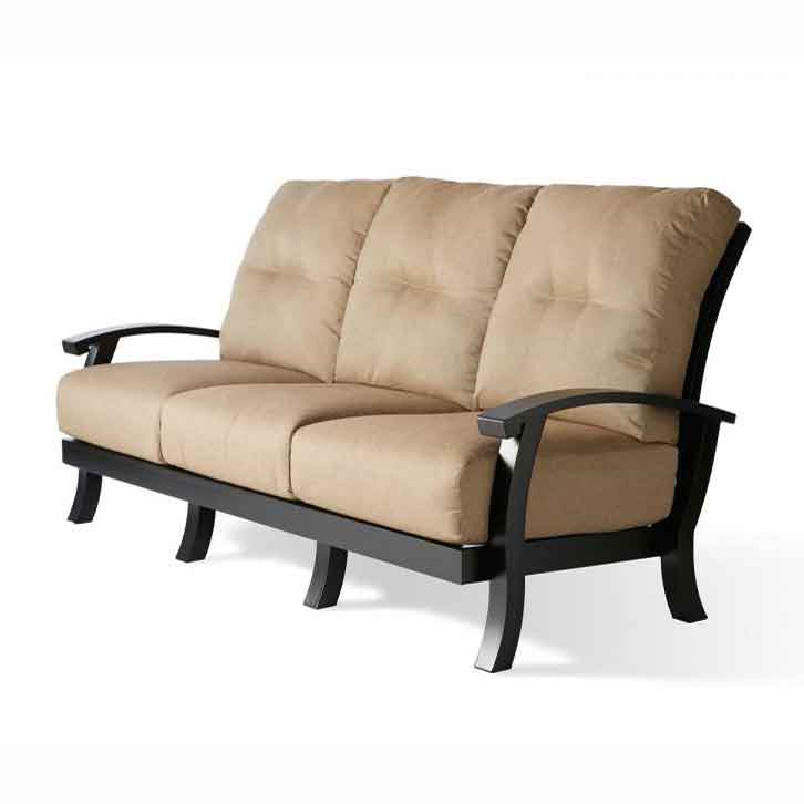 Georgetown Cushion Sofa - Cast Ash