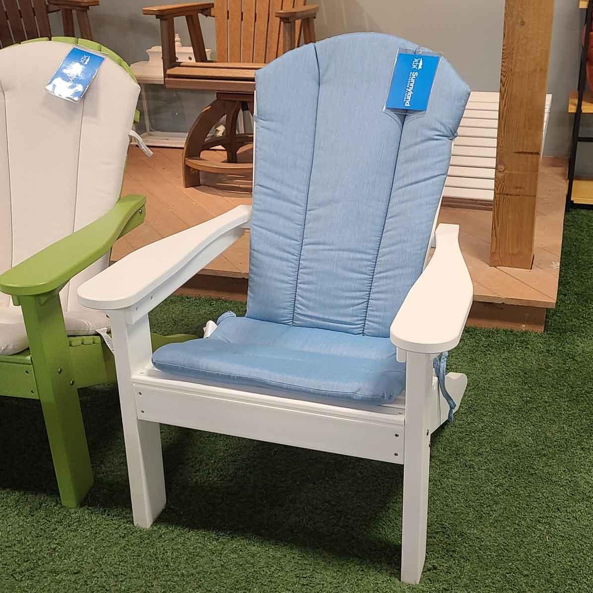 Adirondack Chair Cushion - Cast Horizon